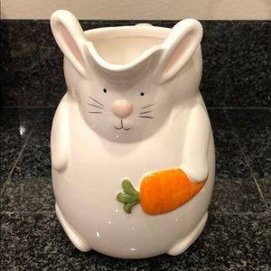 Ceramic Cute bunny pitcher by Arlington designe